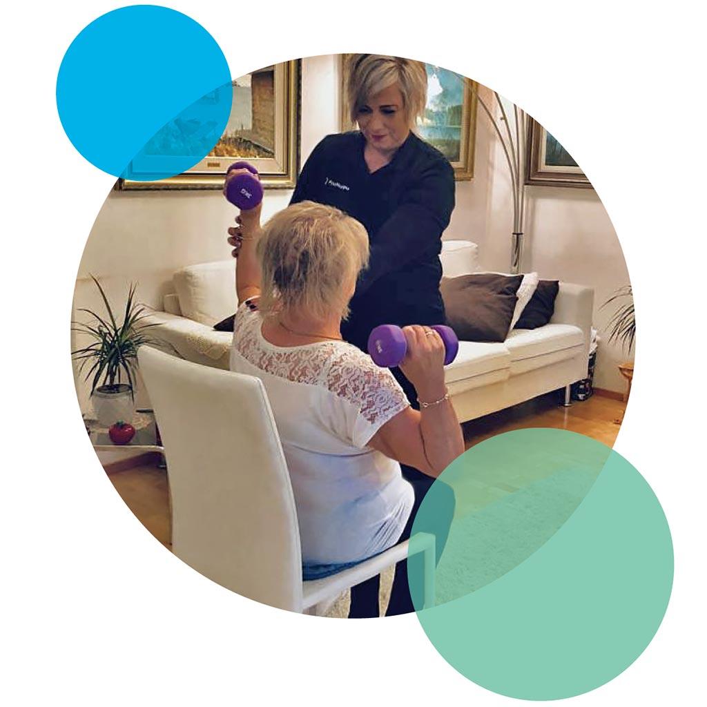 Kotikuntoutus ja ikääntyneiden kuntoutus - Fysionuppu Oy